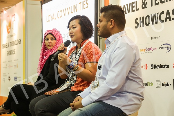 ITB Asia features three days of responsible tourism talks featuring wide ranging topics, from empowering rural communities to take leadership to capturing stories on film effectively.
