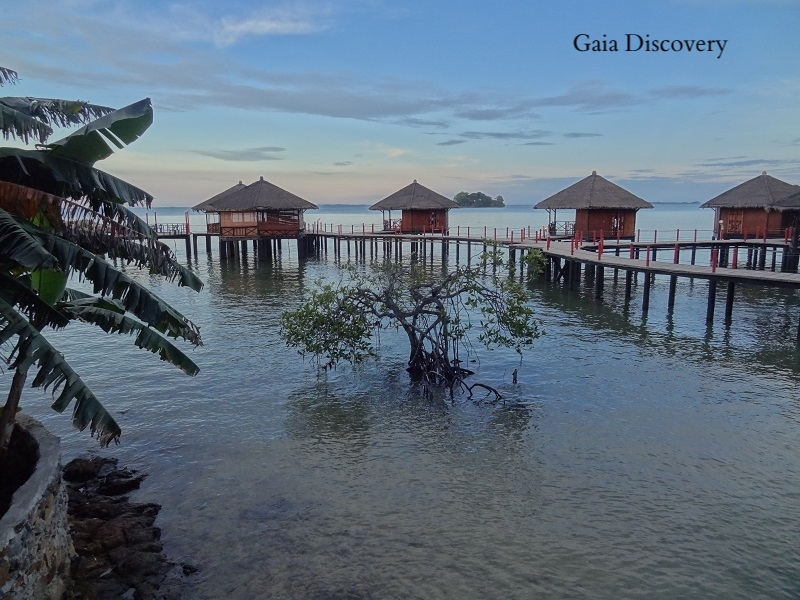 Travellers can choose to stay at responsible resorts that seek to minimise their environmental footprint such as LooLa Adventure Resort in Bintan, Indonesia.