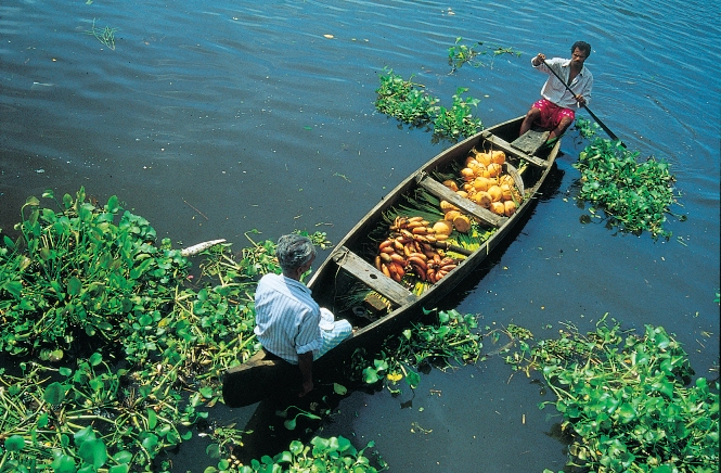 Kerala seeks to enrich the lives of its people through tourism that sustains its culture & nature. Photo courtesy of keralatourism.org