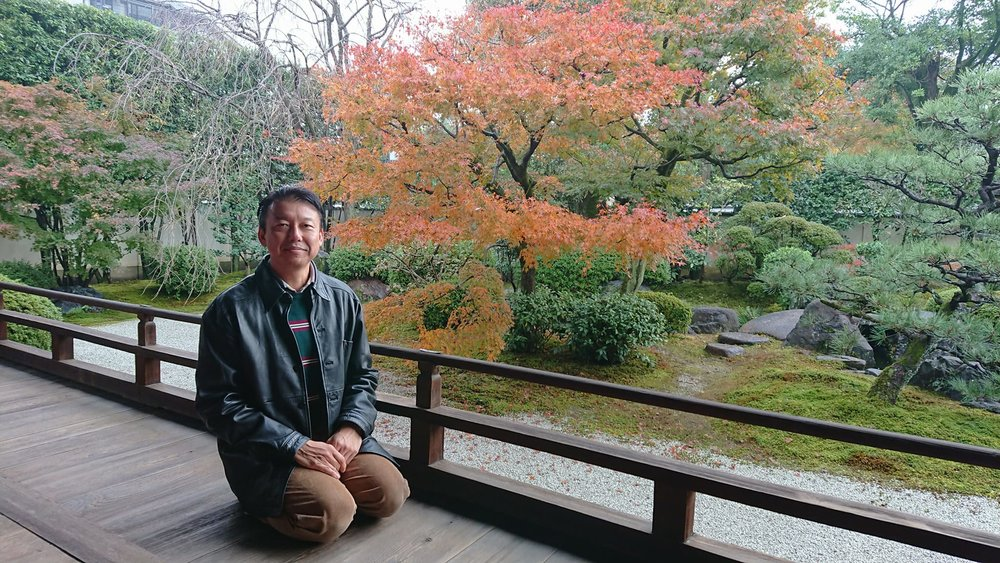 Masaru Takayama hopes to nurture a group of tourism practitioners within AEN to practise sustainability within their operations, and to collaborate with each other in as many ways