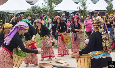 -         Culture, dancing, healthy air, happy families. Bario is the definitely one of the best food festivals in the region. Courtesy Stacy Gregory.