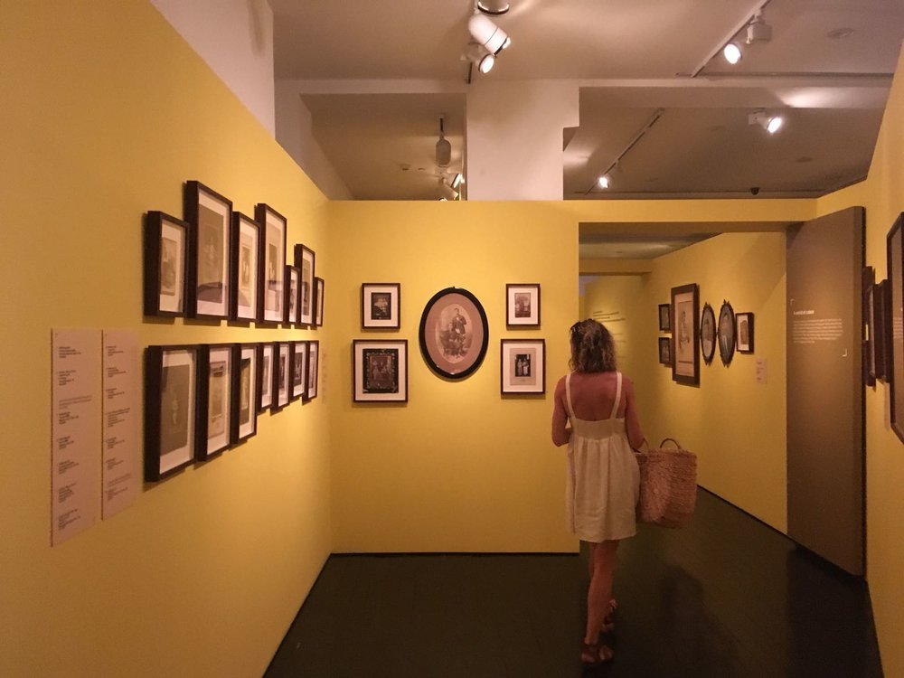 Early life of Peranakans documented through photographs at the Peranakan Museum