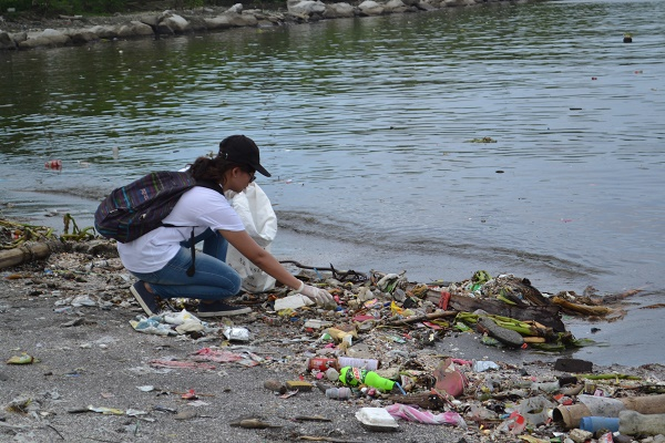 Cleaning up beaches, riversides of our plastic ways