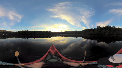 The 3D videos and images from the Tarkine are amazing. Courtesy Crows Nest Media.