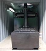 Molten metal gasifier reactor.