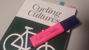 Cycling Cultures edited by Peter Cox is a must read for sociologists, city planners and transportation executives.
