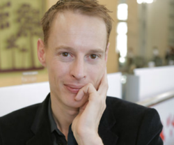 Daan Roosegaarde has big ideas for the road we take
