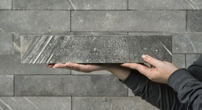 BioMason uses natural living organisms to 'grow' its concrete products. Courtesy BioMason.