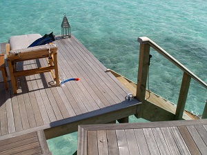 The Maldives is often seen solely as a sun/sand/sea destination. Courtesy J.Torr.