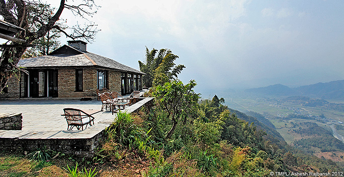 Tiger Mountain prides itself on a sustainable approach and minimal water usage
