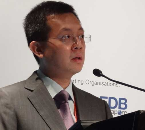 Chairman of EDB Leo Yip: Cleantech a key sector for Singapore's economic growth