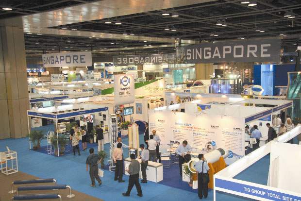 Water Expo will be abuzz with 400 participating companies.