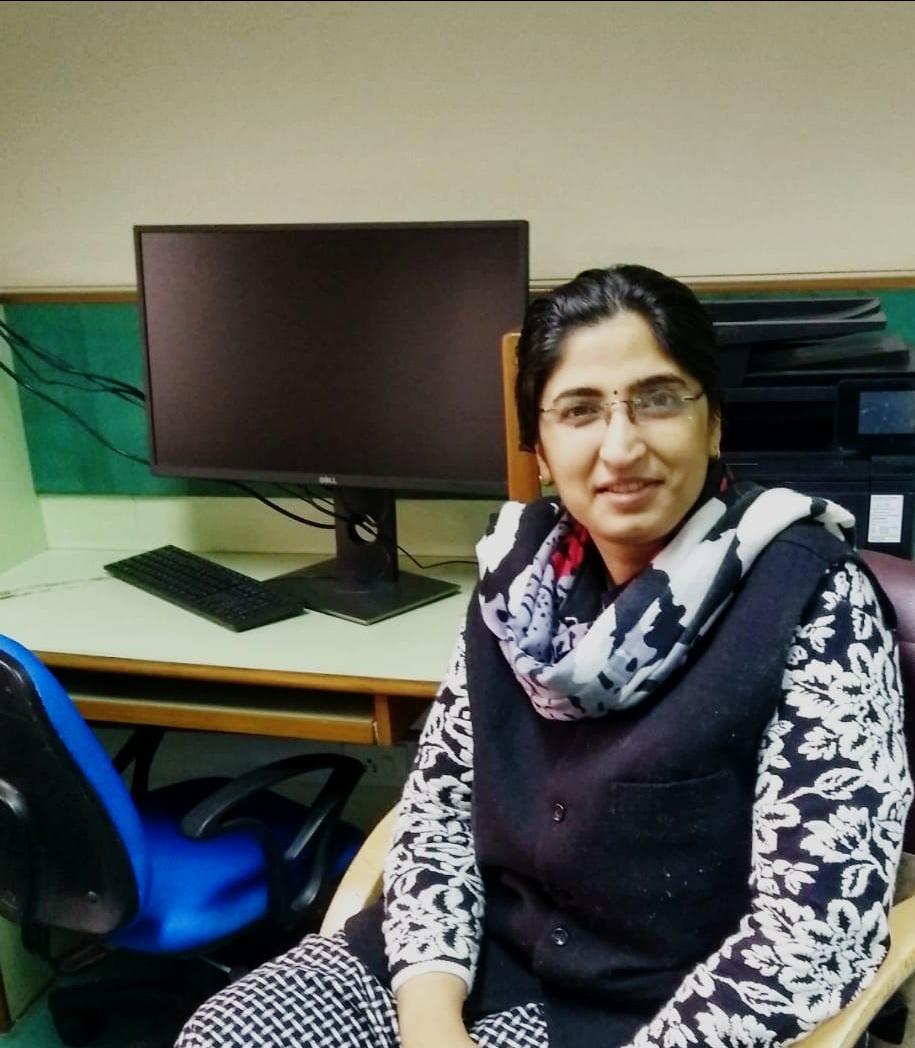 MS. CHARRU HASTI