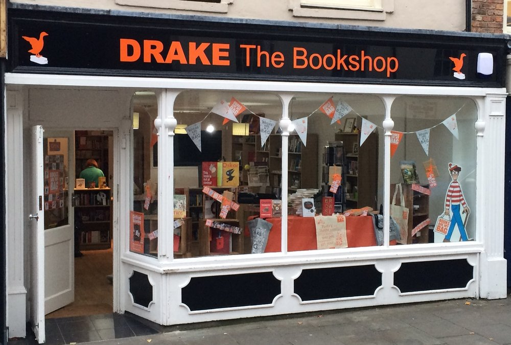 DRAKE the Book Shop