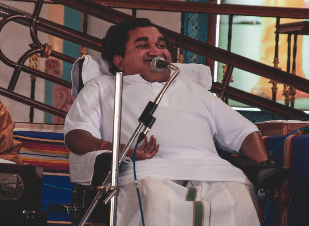 Motivator Sai Kaustuv Dasgupta