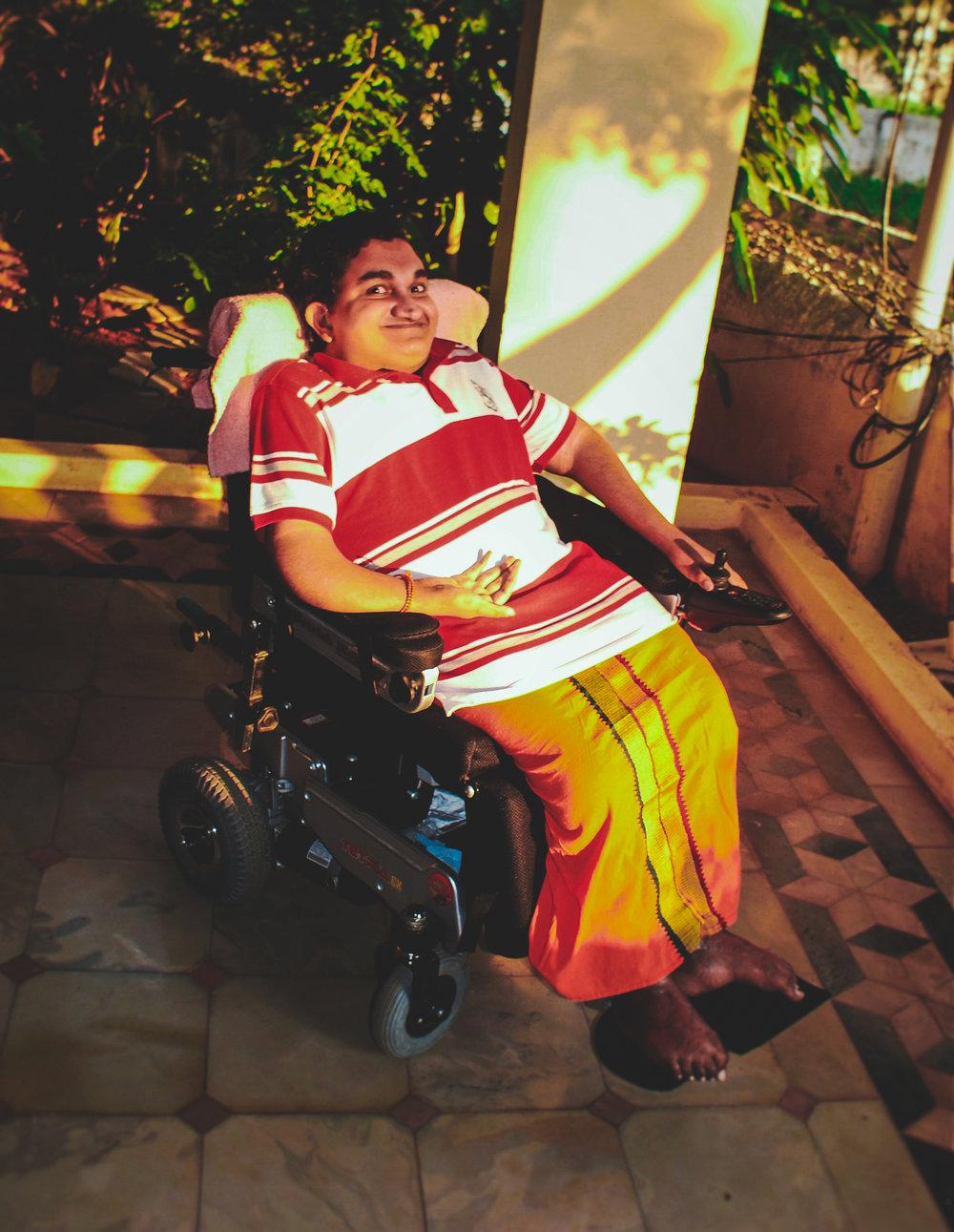 Compassionate Sai Kaustuv Dasgupta