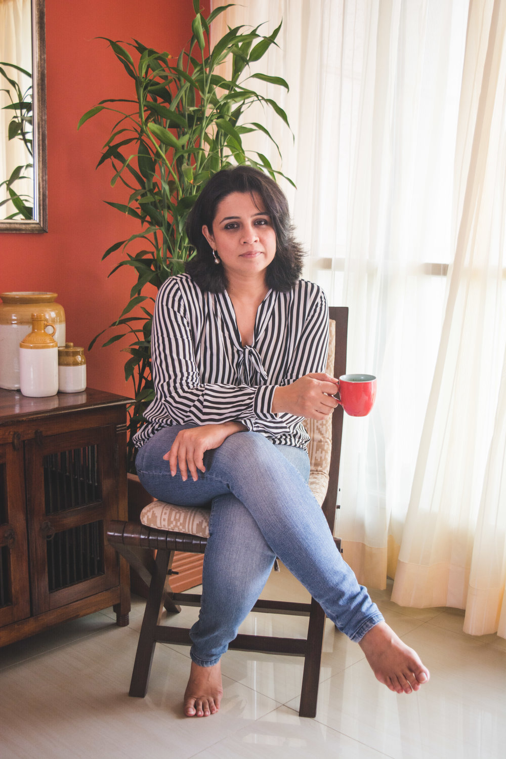 First Mom Club Founder Ruchita shah