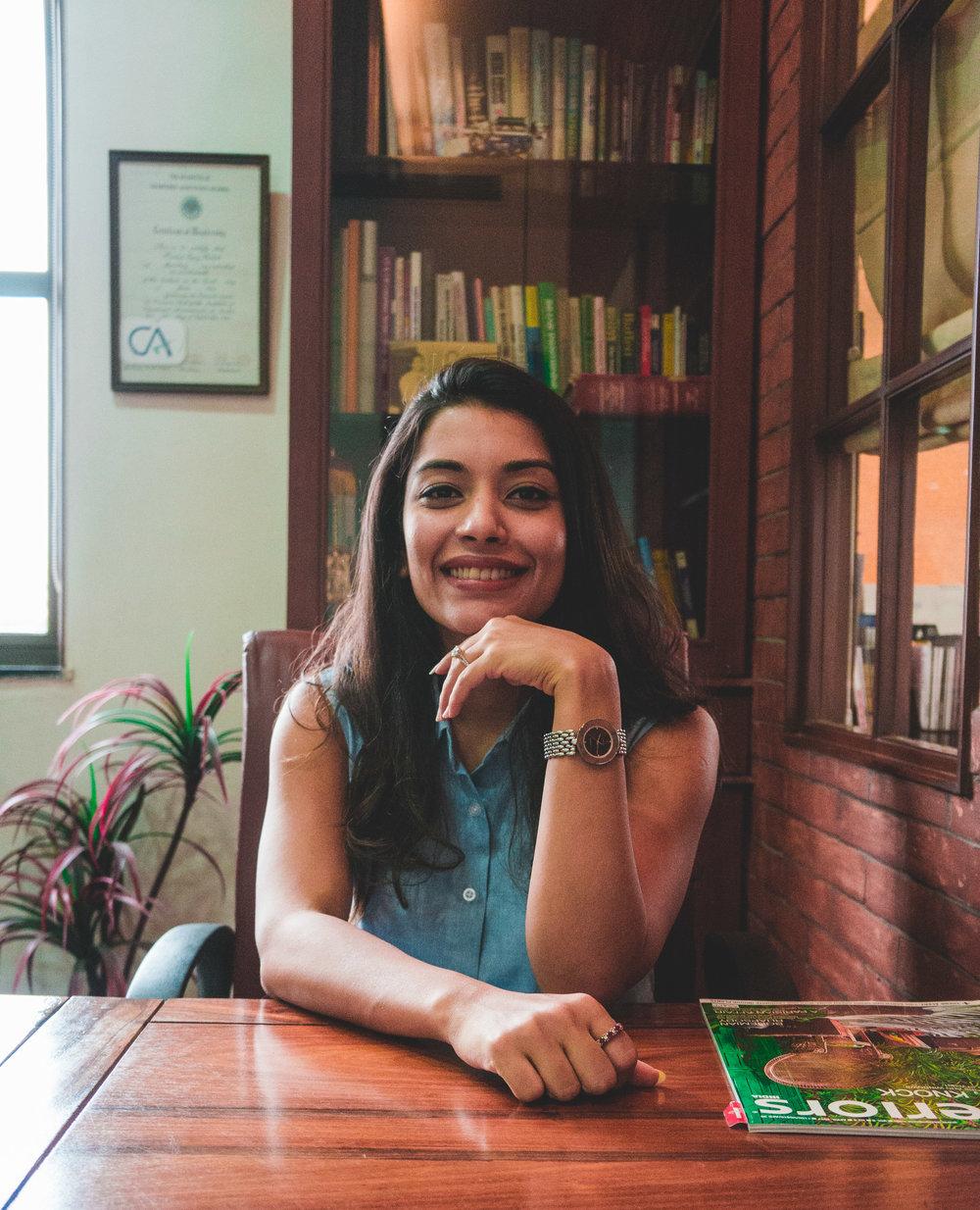 Interior Designer Priyanka Padode