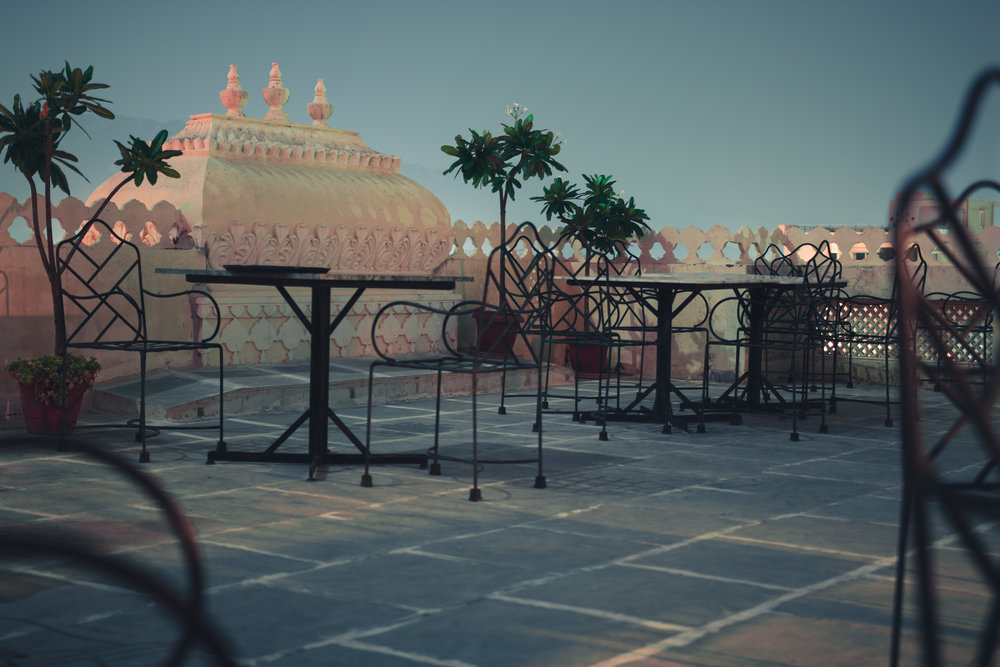 Kebab Mistri Jaisingh Garh Hotel Udaipur ArtShouldTempt Picture 13