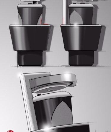 Progresso® Automotive Coffee machine