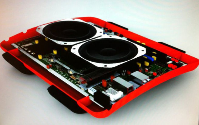 Boombox Design Project