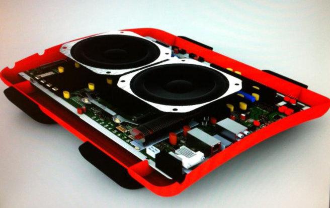 Boombox Design Project