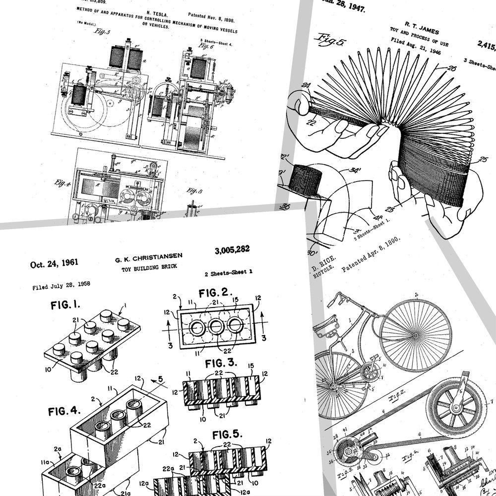 Onze patent kennis is uitgebreid