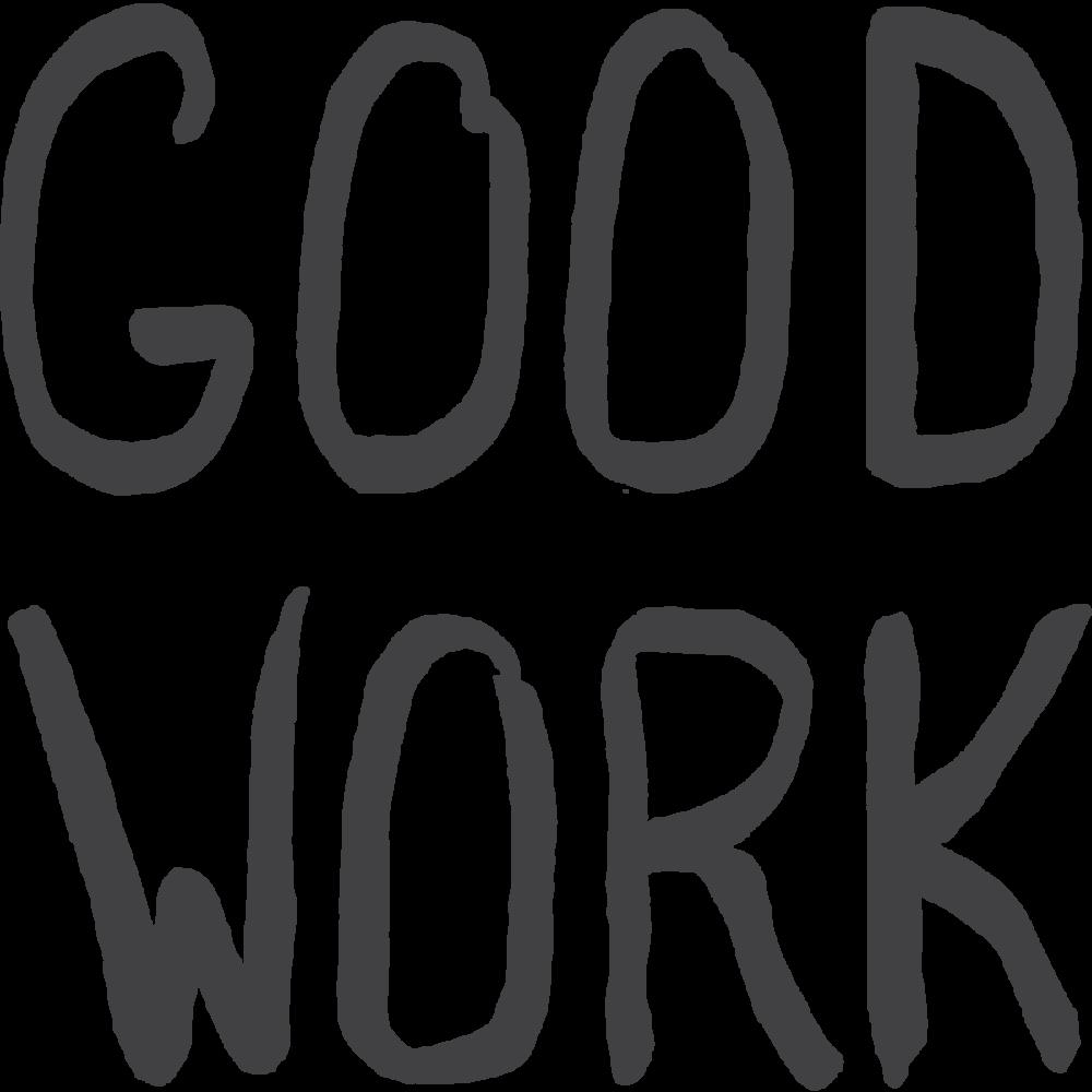 Good Work - Ein Podcast der sich nicht speziell um Design dreht, aber er beschäftigt sich mit Menschen die von Ihrer Arbeit erzählen und liefert interessante Einblicke in andere Berufsbereiche, die auch für einen Designer inspirierend sein können.http://goodwork.show/