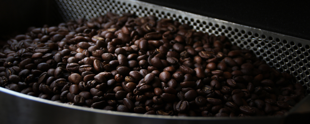 FRESHLY ROASTED IN STORE -
