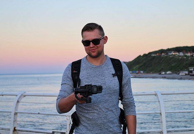 Si testing out our new photography equipment - @gopro Hero 5 @zhiyun_tech Smooth Q gimbal  @loweprobags Protactic 450 AW  #gopro #goprohero5 #zhiyun #zhiyunsmoothq #lowepro #photography #photographer #travel #travelers #travelgram #cinematography #newgear #nature #sunset #igers #travelphotography #vlogger #video #igersworldwide #protactic450aw #gimbal #newzealanders #worldtravel #equipment #goprolife #husbandandwife #marriedlife #nomad #adventure #inspiration