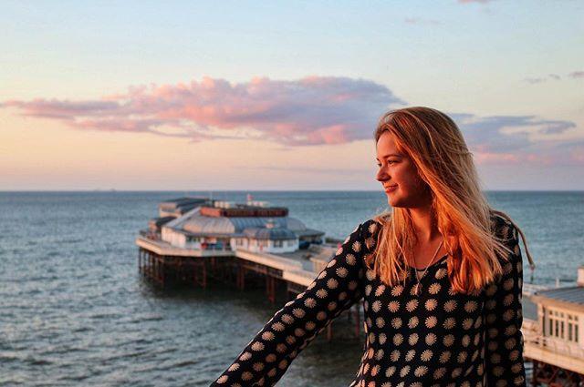 My little sister is such a stunner! . . . #beautiful #sister #goldenhour #pier #cromer #family #photography #photographer #photooftheday #bestoftheday #igers #igersuk #igersworldwide #uk #england #nature #seaside #inspiration #adventure #canon #stunning #sunset #lighting #norfolk #instagood #travel #travelers #travelgram #travelphotography