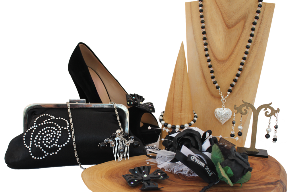 black and silver party nccessories.png