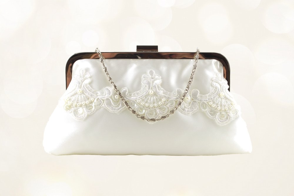 ivory satin bridal bag guipure lace.jpg