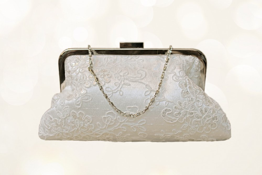 bridal bag covered with sequined lace.jpg