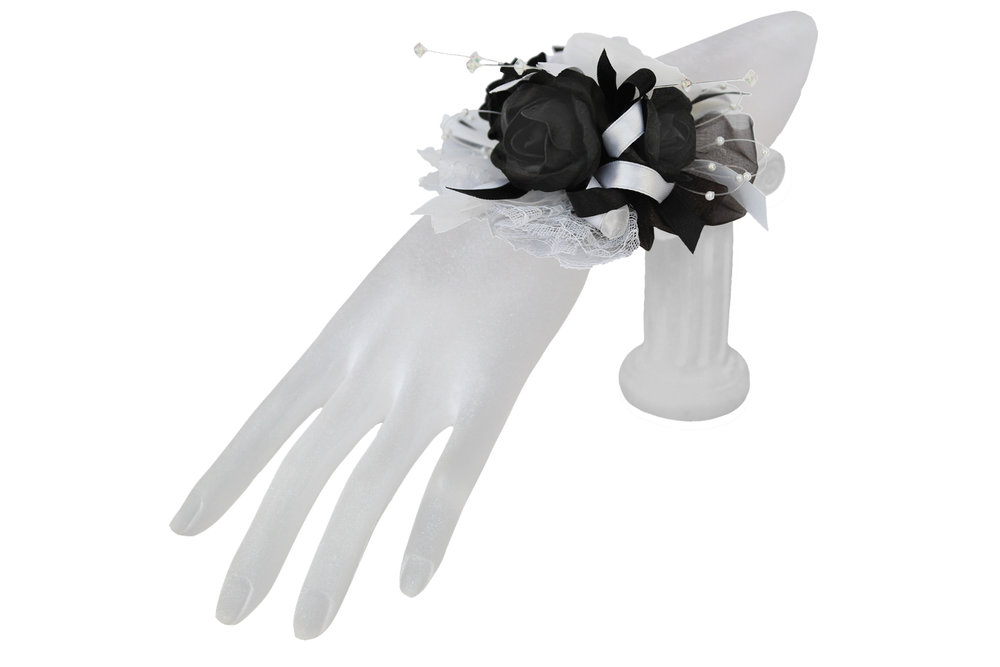 black and white rose keepsake corsage.jpg