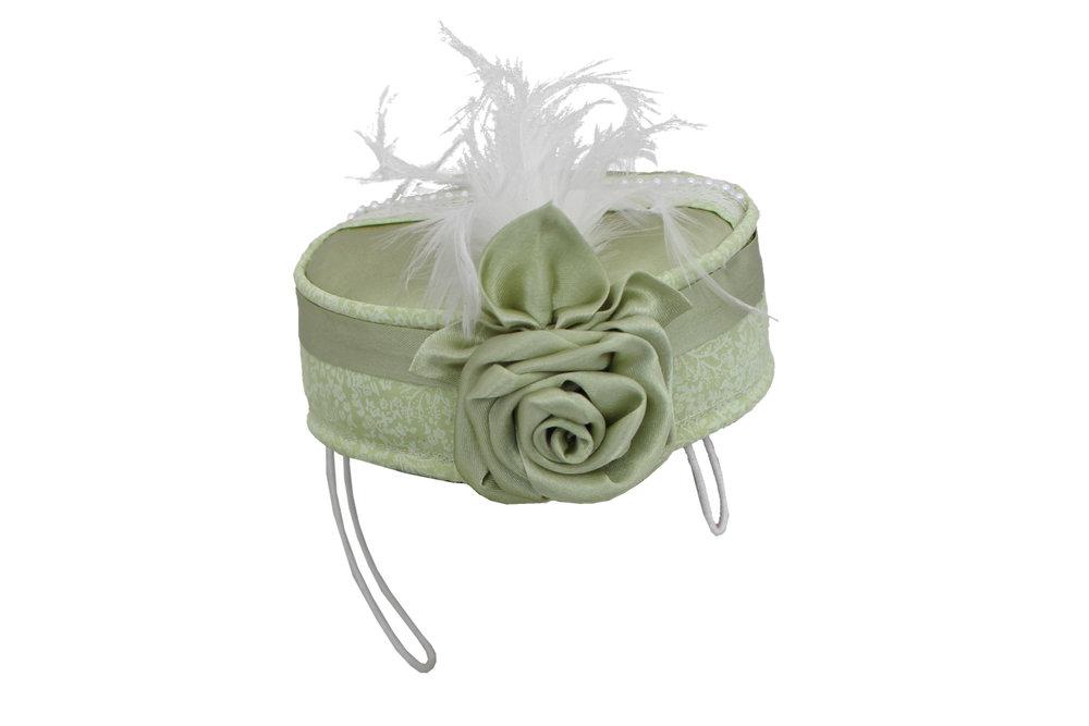 pistachio green pillbox hat.jpg