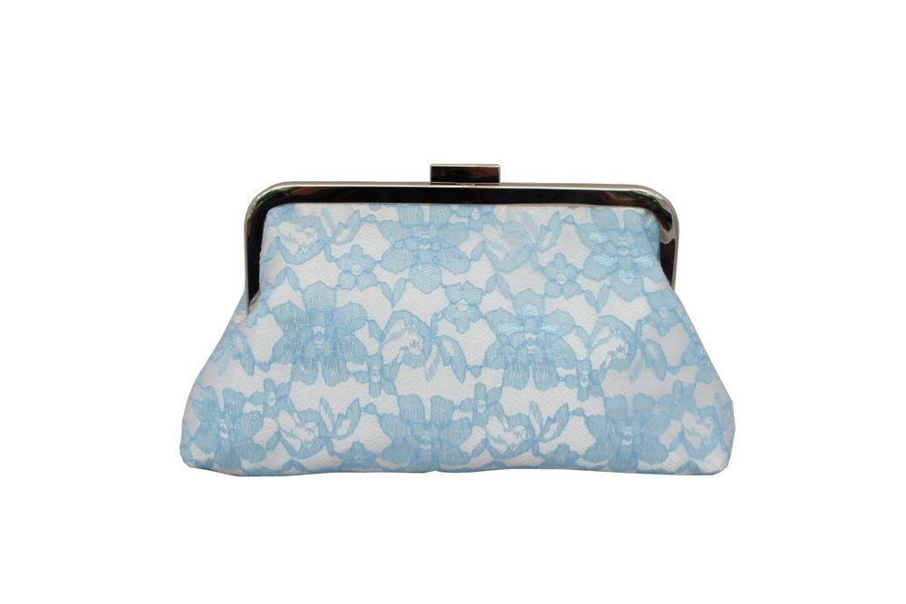cornflower blue lace clutch.jpg