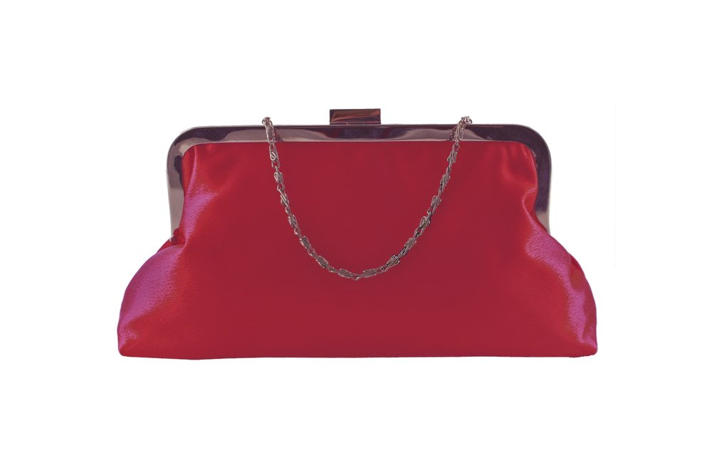 red satin estelle soft clutch bag .jpg