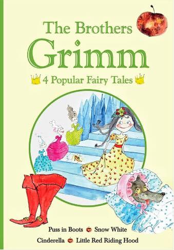 Brødrene Grimm eventyr, forlaget Globe