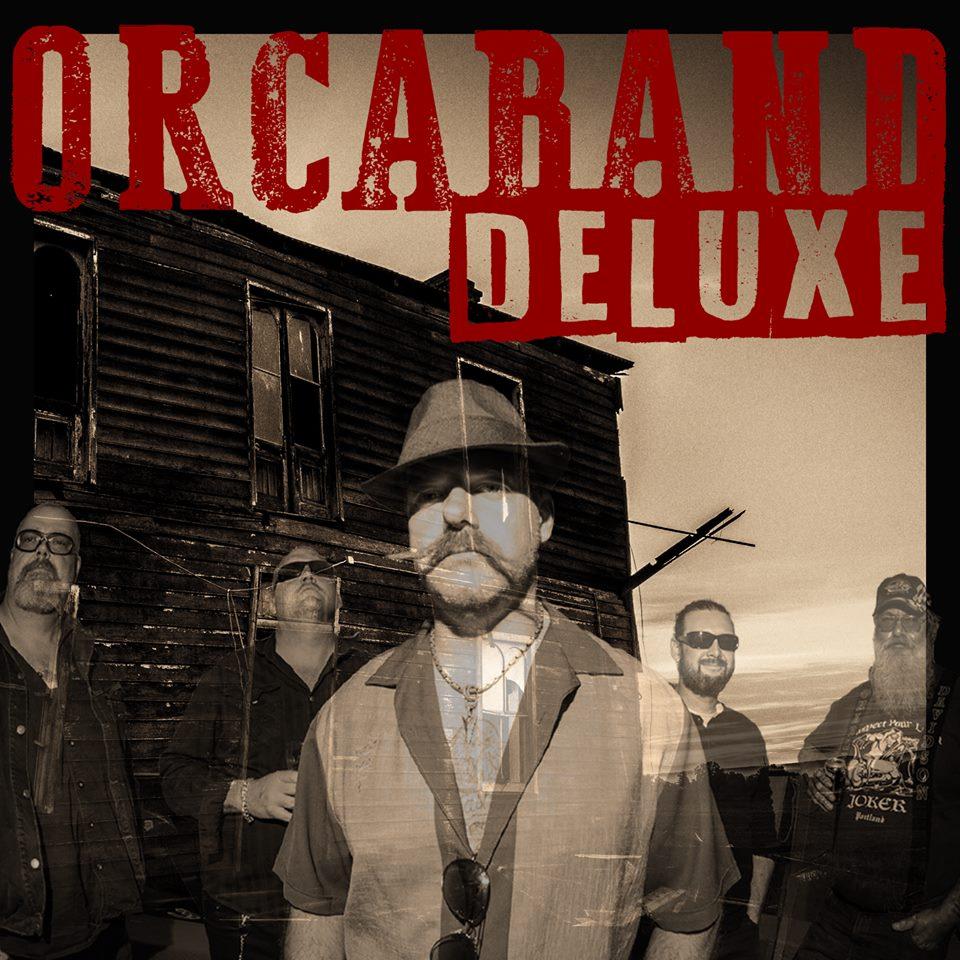 Album launch 24/03/18 - OrcabandMore suprises to come!!