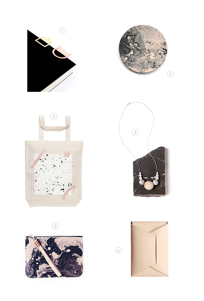 Sunday Shopping | Marble Touch