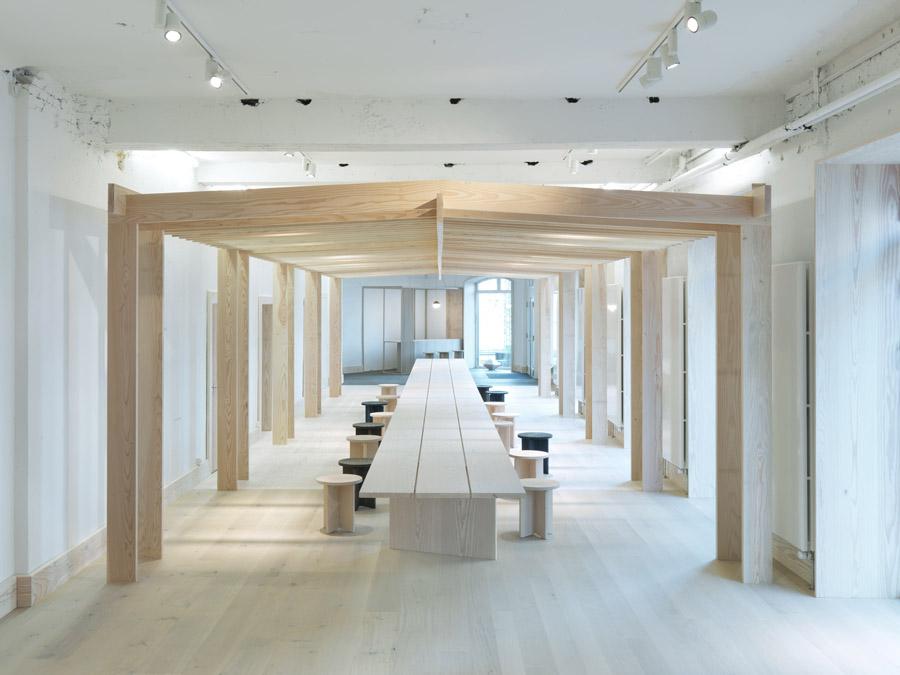 Dinesen showroom - Søtorvet 5 - OeO Designstudio 09
