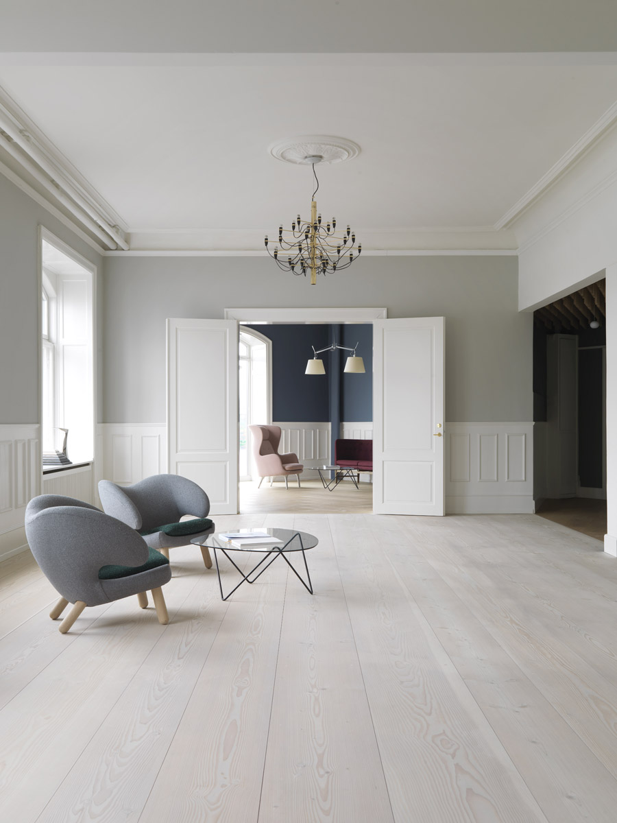 Dinesen showroom - Søtorvet 5 - OeO Designstudio 58