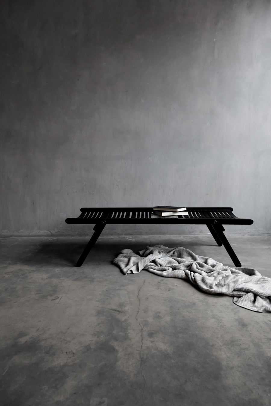 Rex Kralj - Daybed Black - © Photography- beeldSTEIL