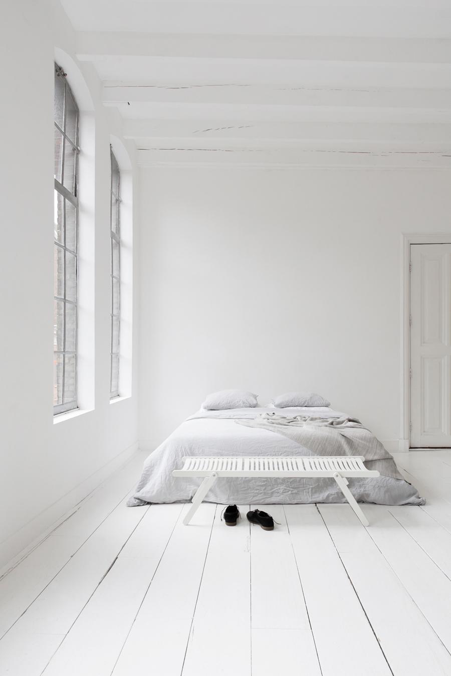 Rex Kralj - Daybed White - © Photography- beeldSTEIL