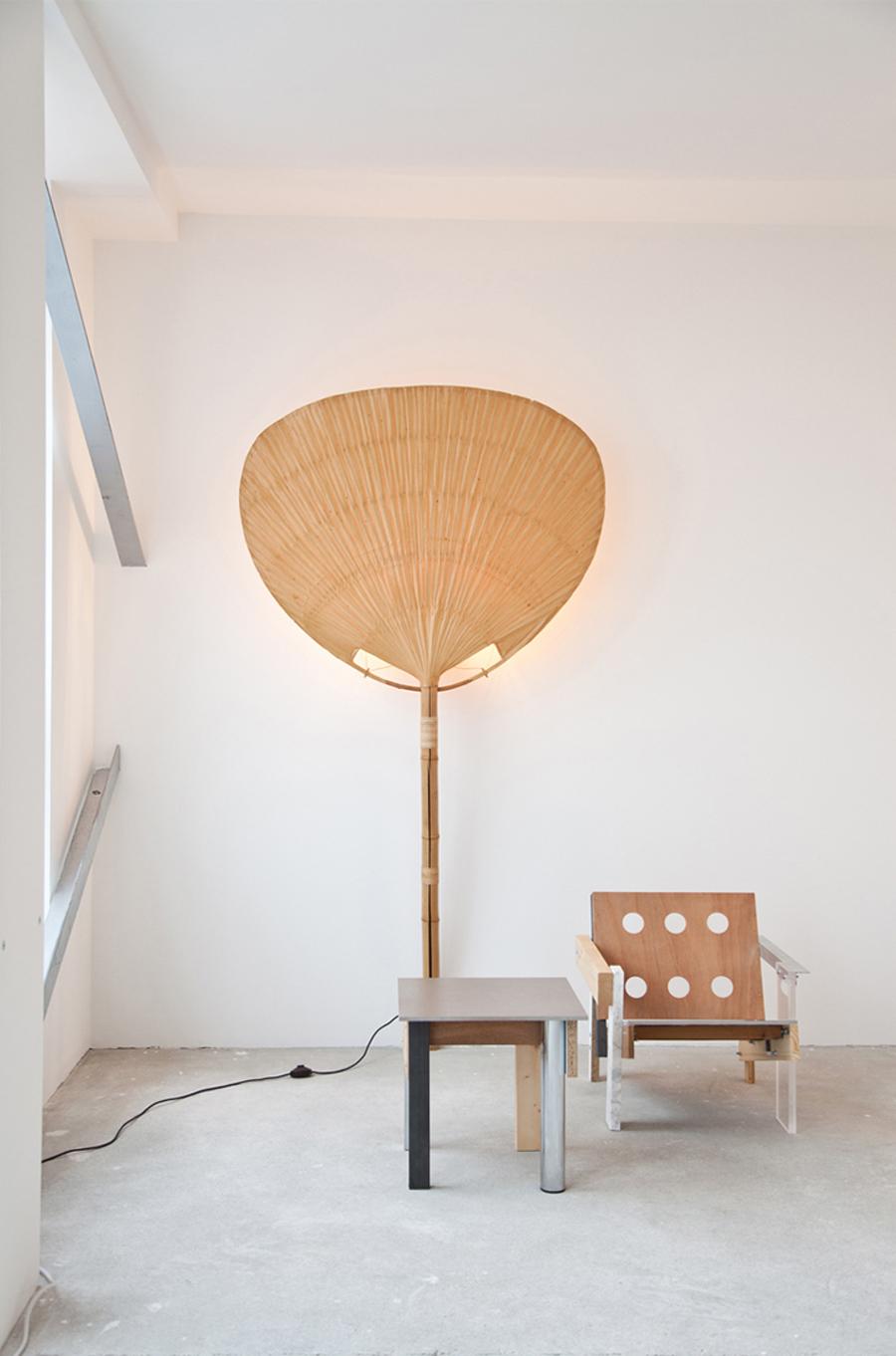 Ingo-Maurer-Uchiwa-Lamp