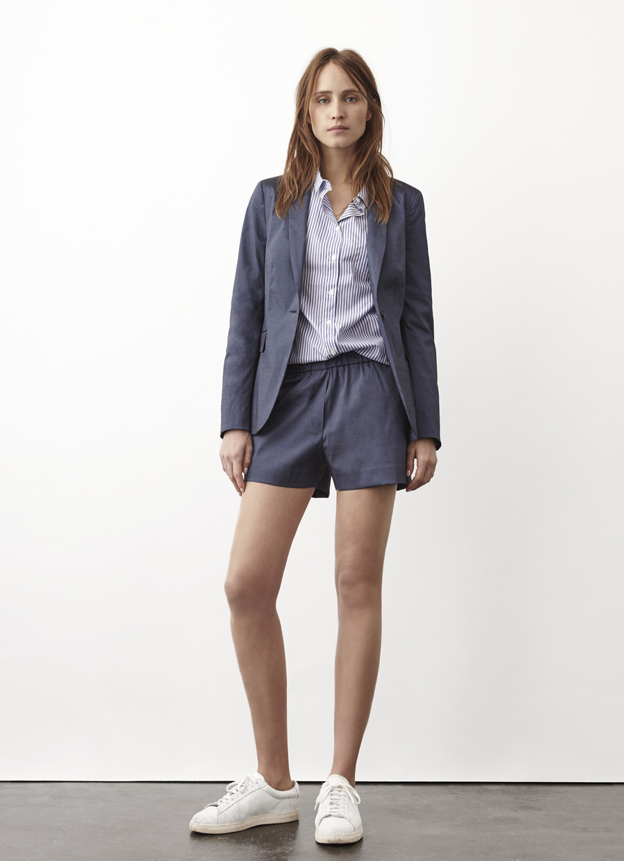 MOONSHINE - MUSTANG blazer + MONACO short