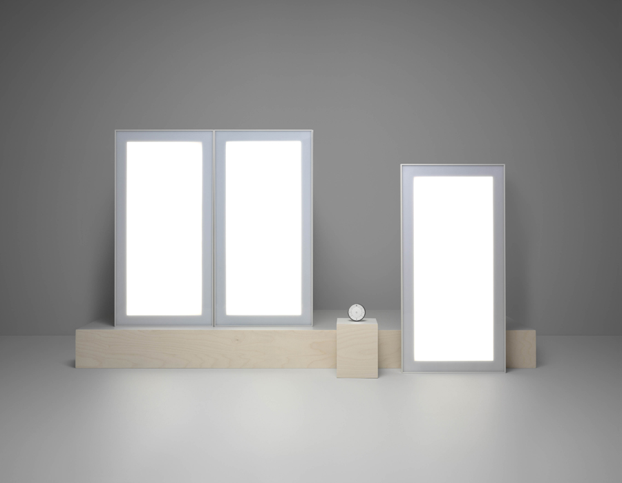 30304750 JORMLIEN LED light door with wireless control 40x80 white spectrum