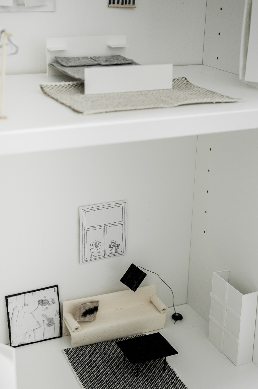 Diy Dollhouse For Ikea April And May
