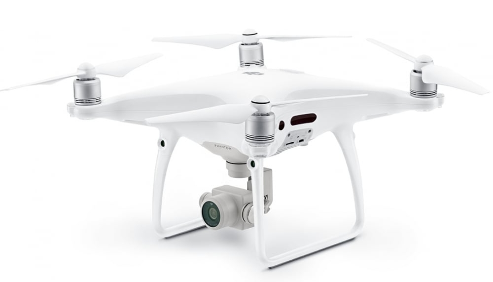 The Phantom 4 Pro